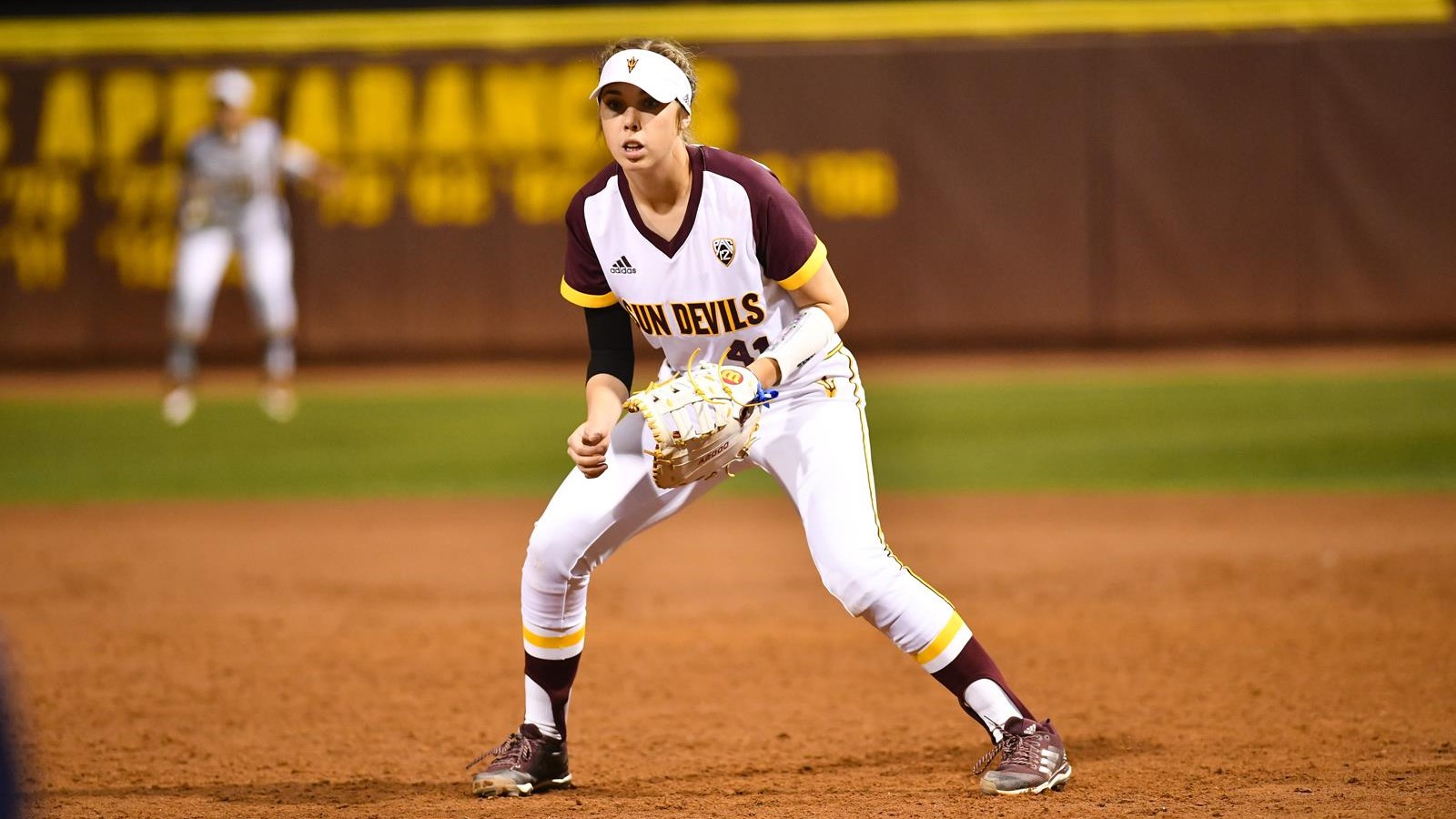 Danielle Gibson Wants Her Hitting Not Knee Issue To Define