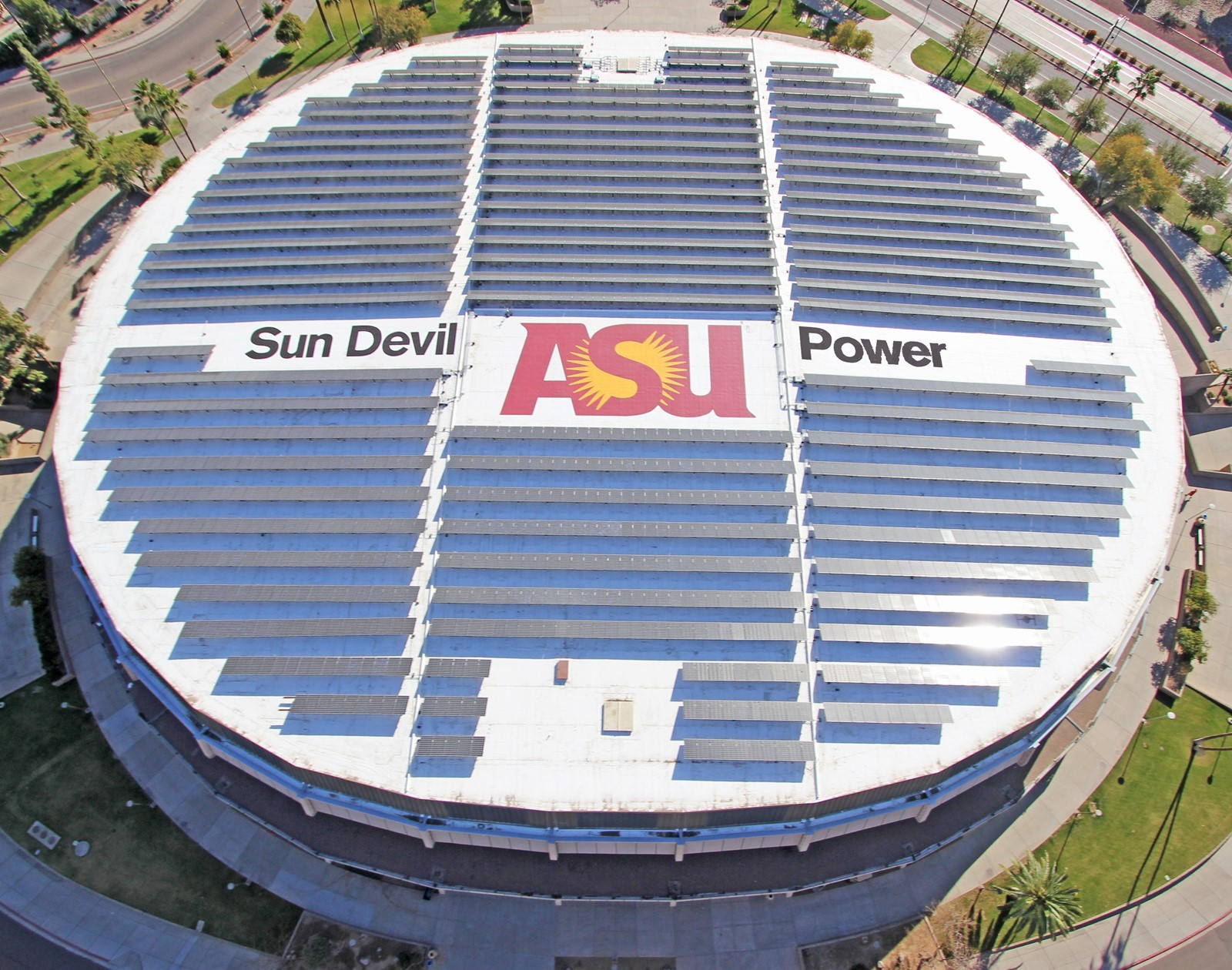 Wells Fargo Arena - Facilities - Arizona State University