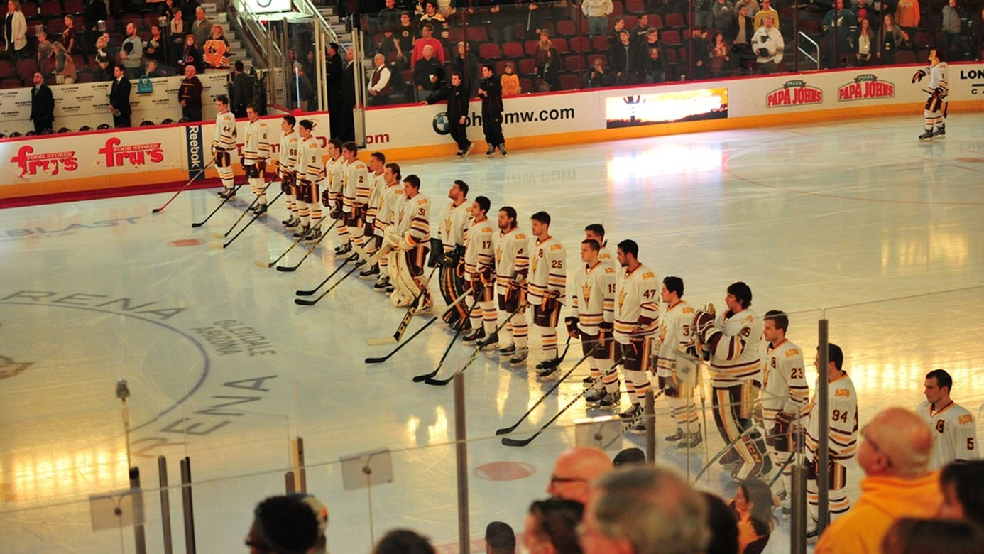 sun devil hockey announces first full ncaa schedule for 2016-17
