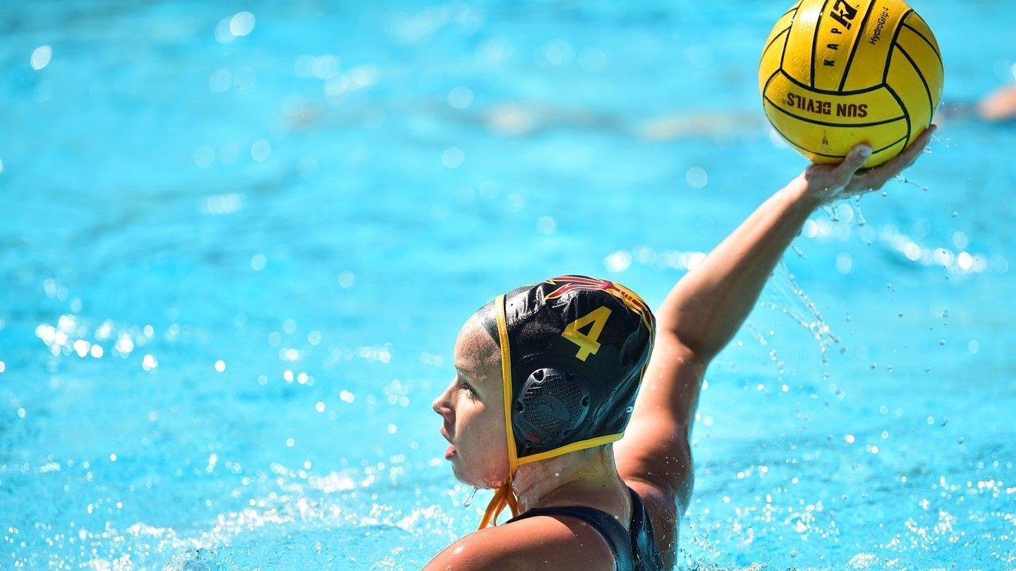 6dfa0d53e5291 Women s Water Polo · Schedule · Roster · Coaches · News · Stats. Close.  Rycraw