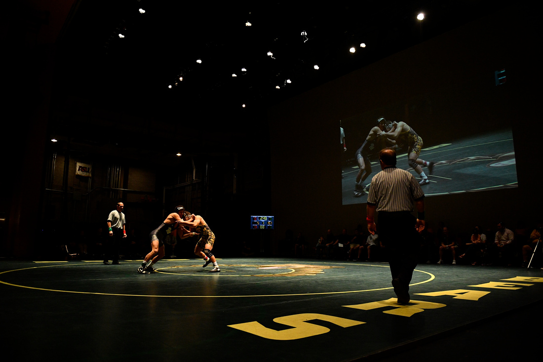 @ASUWrestling Travels to Cliff Keen Las Vegas Invitational
