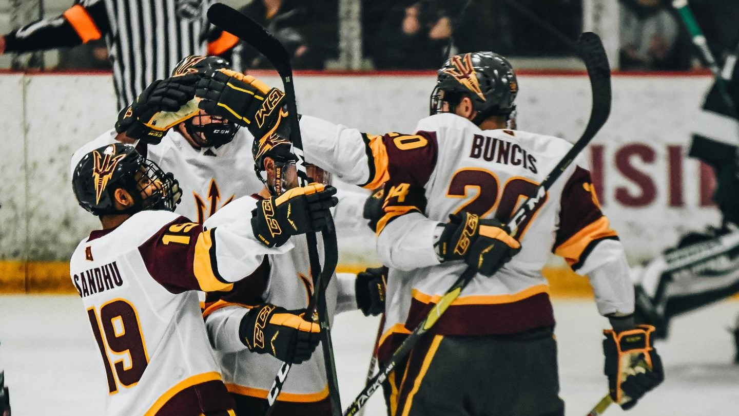 sun devil hockey announces 2017-18 schedule - arizona state