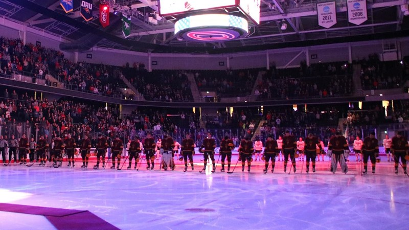 Hockey Releases 2019-20 Schedule - Arizona State University Athletics