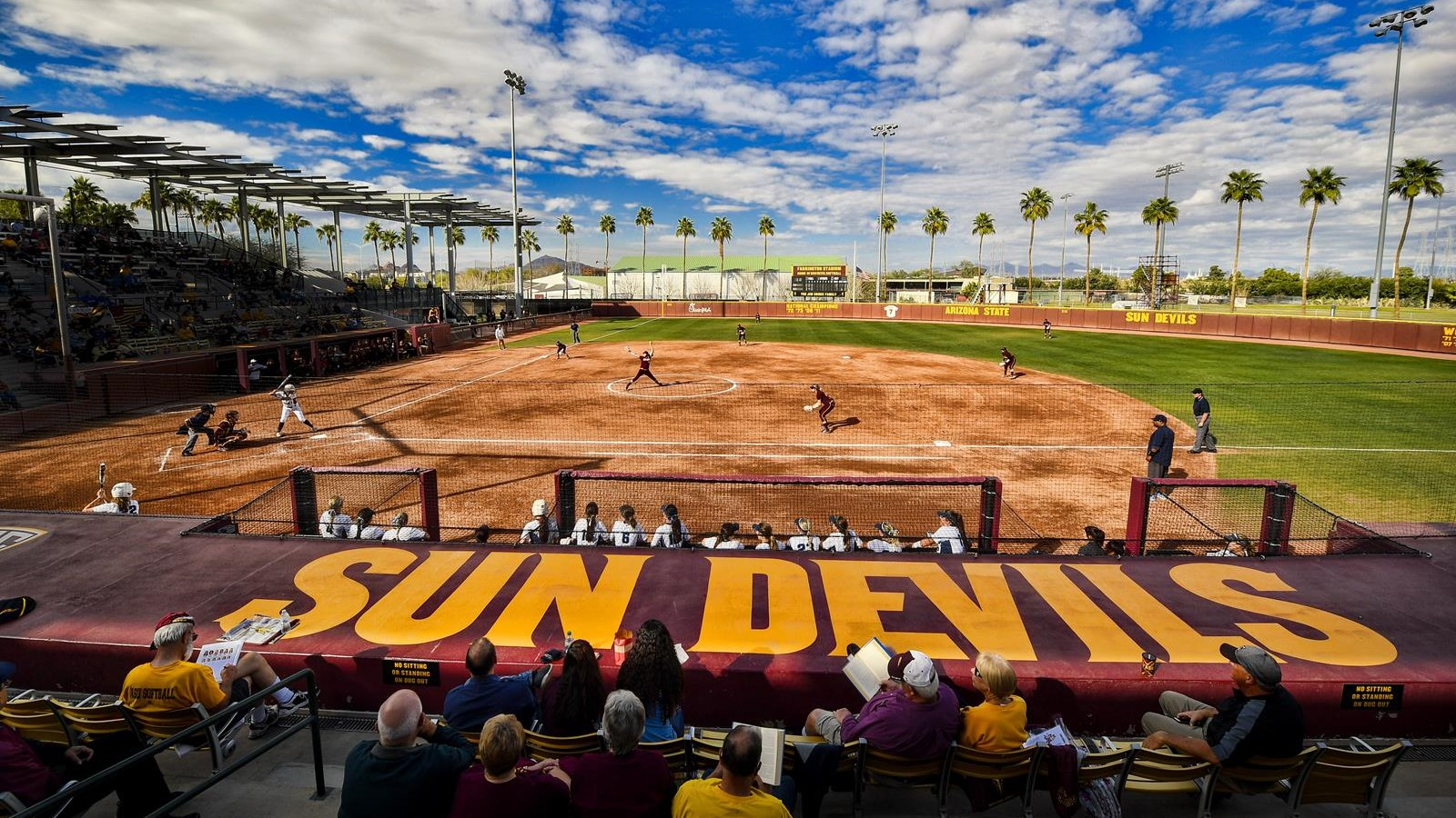 Sun Devil Softball Returns Home For Devil Classic Arizona State
