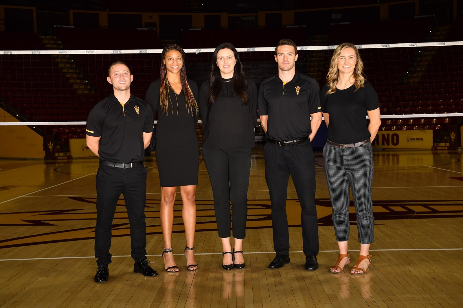 2018 Women S Volleyball Roster Arizona State University Athletics