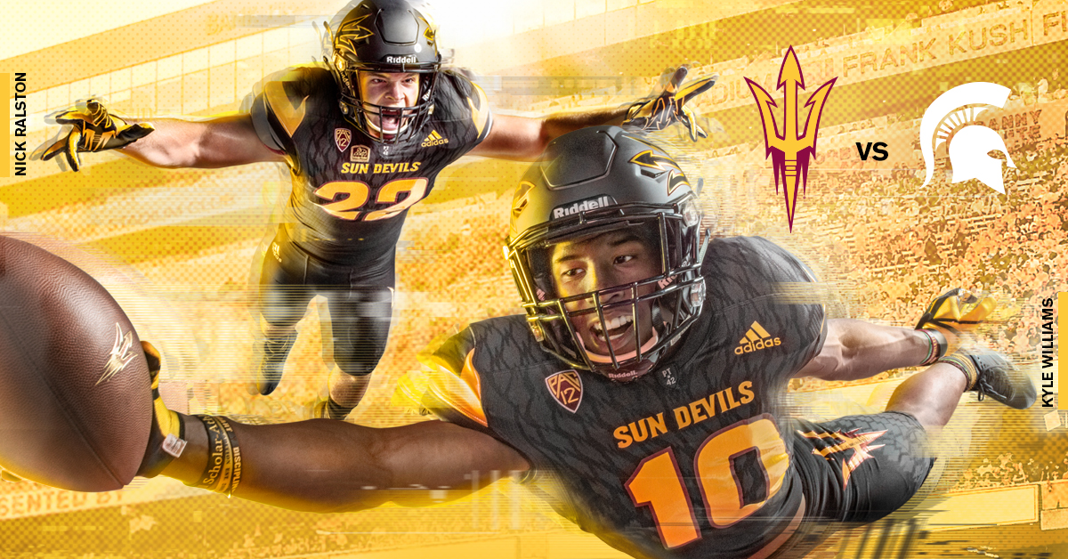 tickets now on sale for sun devil football s contest vs no 12