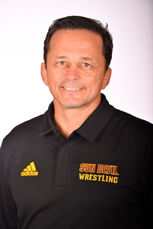 Zeke Jones - Head Coach - Staff Directory - Arizona State ...