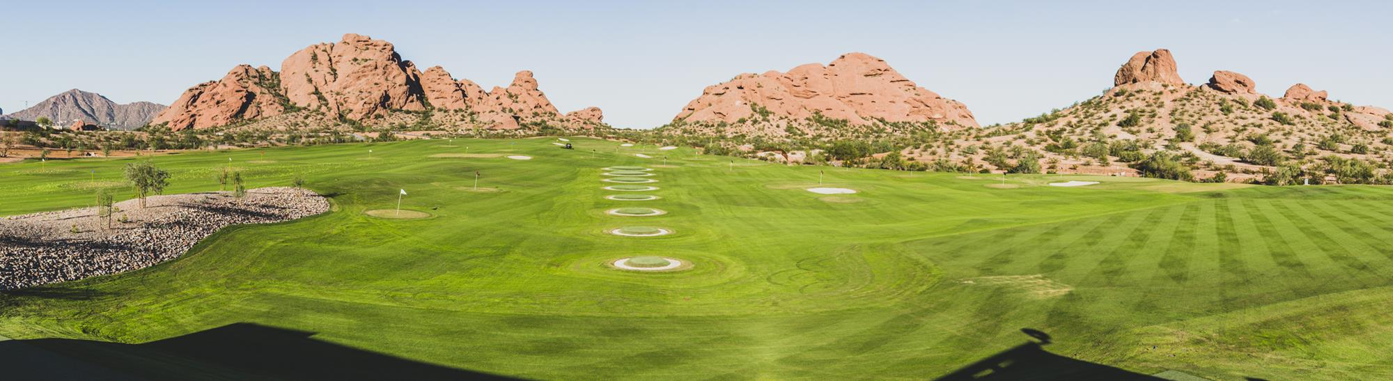 Papago Golf Course Facilities Arizona State University Athletics